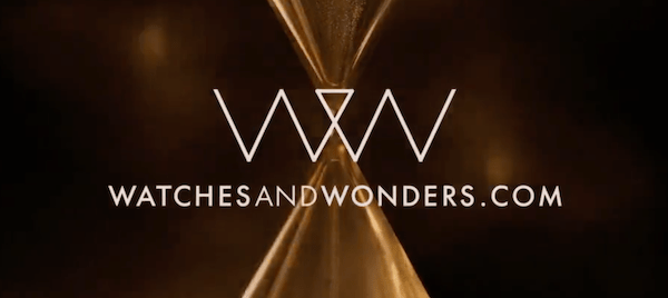 Watches & Wonders new product showcase