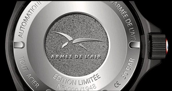 YEMA Superman French Air Force LE