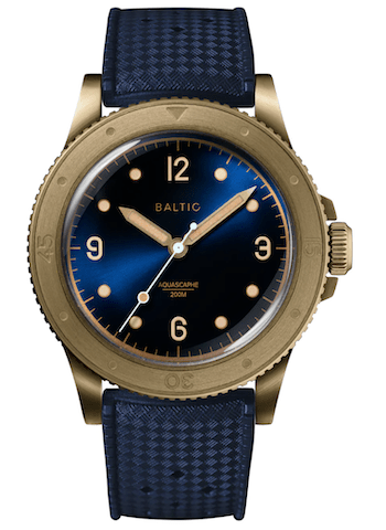 Baltic Aquascaphe Bronze - new watch alert!