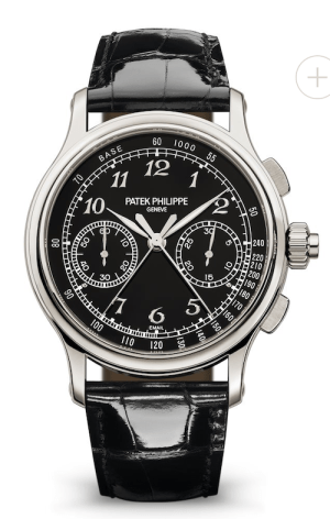 Grail watch - Patek Split Seconds Chronograph