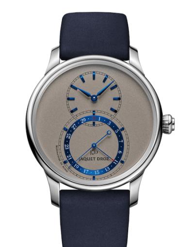 New watch alert! Jaquet Droz Grande Seconde Quantième