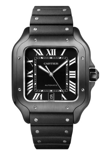 New watch alert! Santos de Cartier ADLC