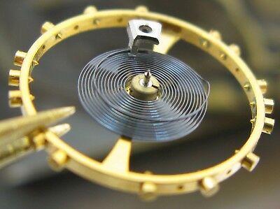 Pocket watch balance wheel and pivot