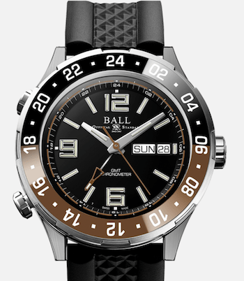 Ball Roadmaster GMT LE