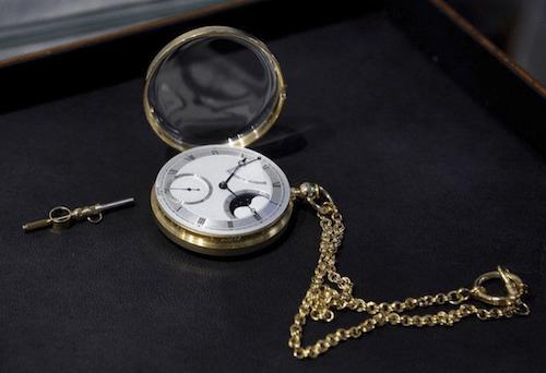 Breguet 1794 Perpetuelle N°5 pocket watch