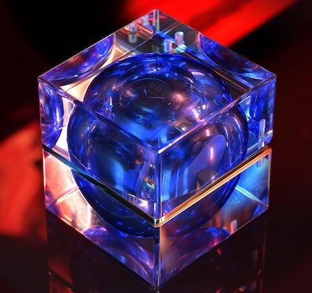 Hamilton Belowzero Titanium LE Blue Packaging