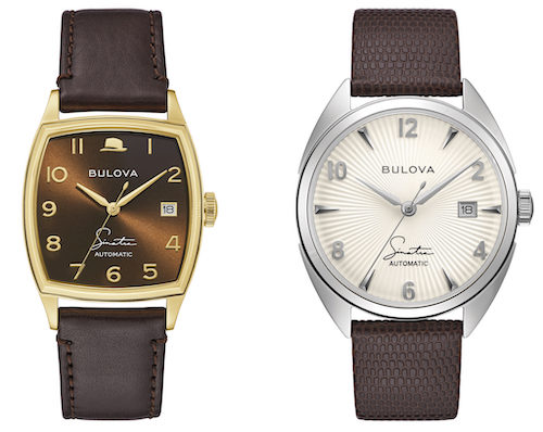New watch alert - Bulova Frank Sinatra