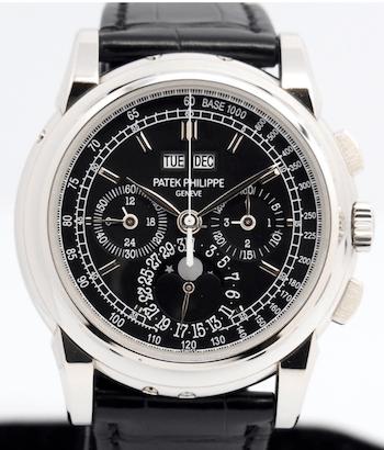 Patek PhilippePerpetual Calendar Chronograph 5970