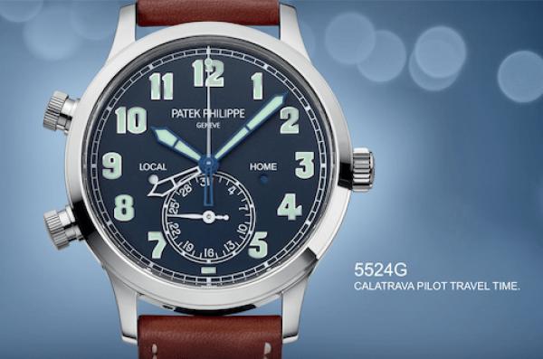 Patek Philippe Pilot's watch