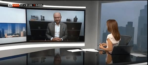 Sky News - Georges Kern