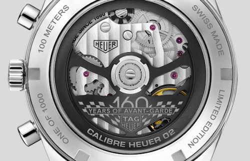 TAG Heuer 160th movement