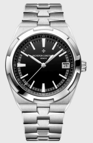 Vacheron grail watch with black dial V2