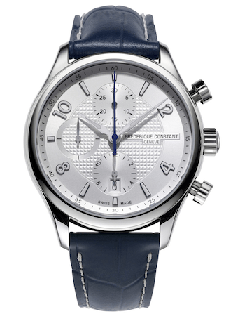 Frederique Constant Runabout RHS Chronograph Automatic - new watch alert