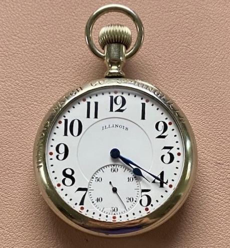 Illinois pocket watch 3