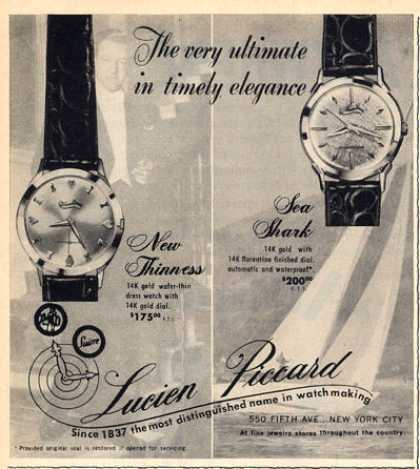 Lucien Piccard ad ultimate