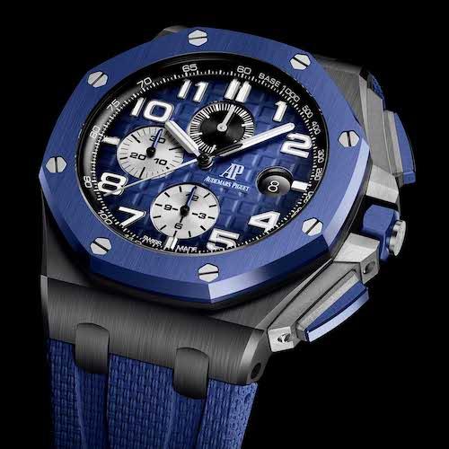New watch alert - Audemars Piguet Royal Oak Offshore Selfwinding Chronograph