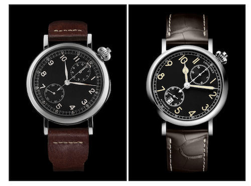 New watch alert - Longines Avigation Watch Type A-7 1935 (on right)
