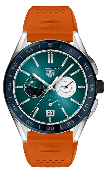 New watch alert! Tag Heuer Connected Helios