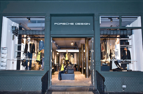 Porsche Design Store Soho