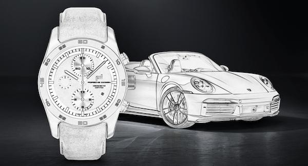 Porsche blank slate