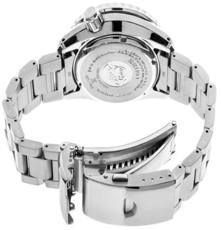 Seiko Watch Prospex LX Antartica Divers Limited Edition caseback - new watch alert
