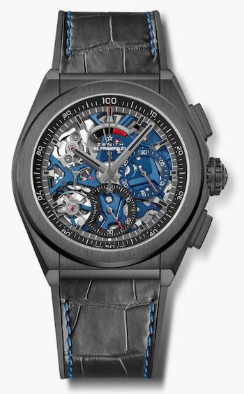 Zenith Defy 21 El Primero Boutique new watch alert