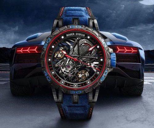 lousy watch websites Lamborghini watch ad