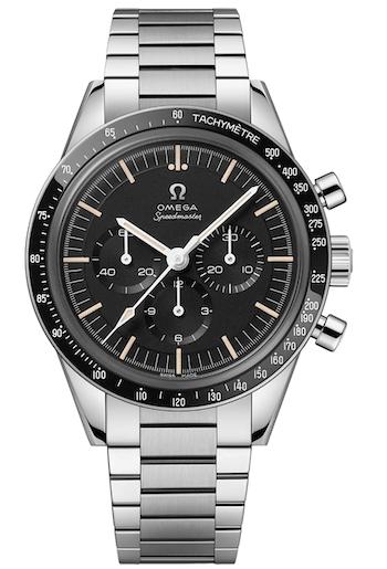 new watch alert - OMEGA Speedmaster 321 steel