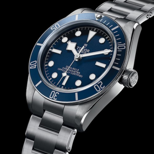 new watch alert! Tudor Black Bay 58 in blue