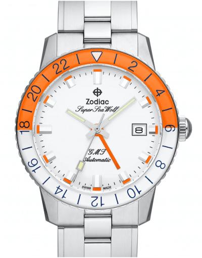 new watch alert! Zodiac Super Sea Wolf GMT Automatic