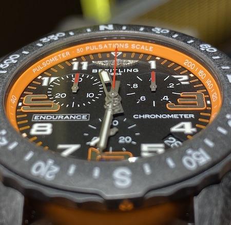 Breitling Endurance pulse