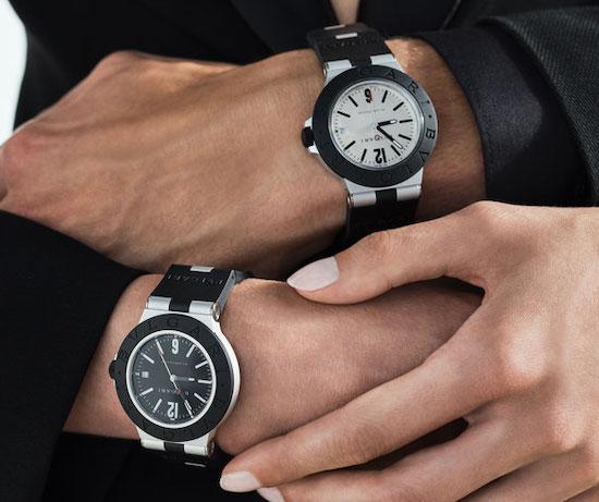Bvlgari Aluminum - new watch alert