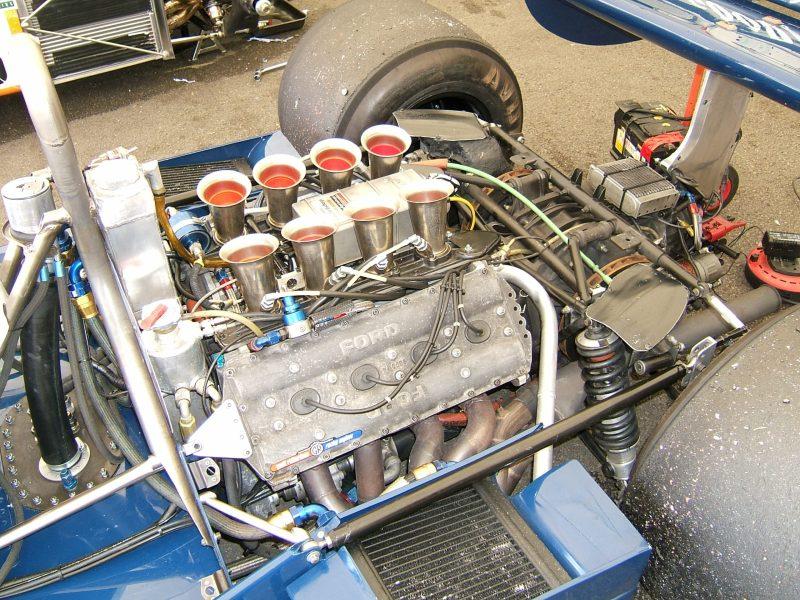 cosworth dfv engine