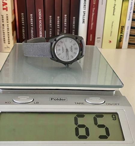 Formex Leggera weight
