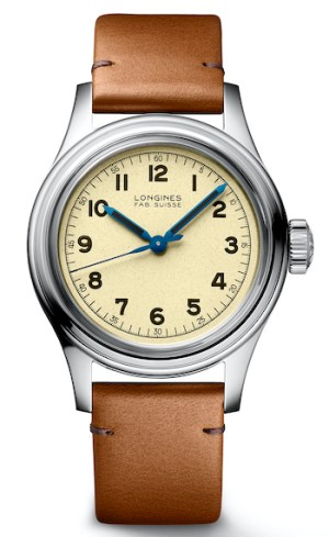 Longines Heritage Military Marine National - new watch alert