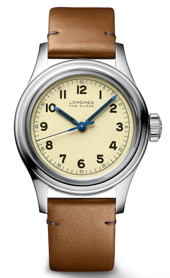 Longines Heritage Military Marine National - Swatch Group picture