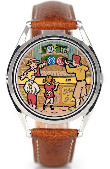 Mr. Jones Step Right Up - new watch alert