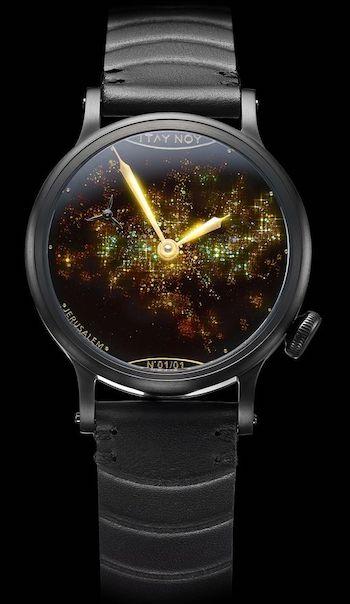 New watch alert - Itay Noy