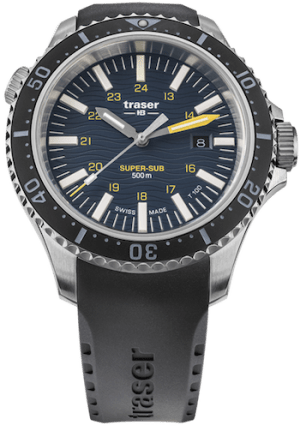 New watch alert - Traser P67 SuperSub T100