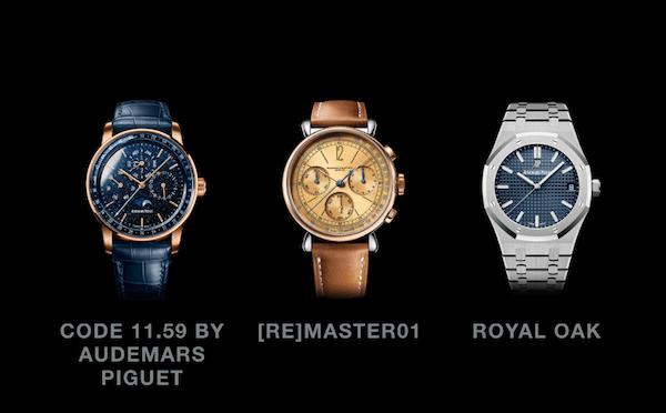 Audemars Piguet lineup