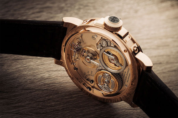Berthoud fusee-and-chain transmission