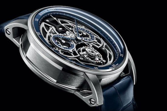 Code 11.59 Flying Tourbillon Chronograph side