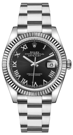 Justin Beiber's Rolex Datejust for POPSTAR