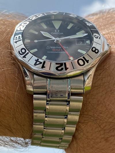 OMEGA Seamaster 300M GMT Wrist 2234.50.00