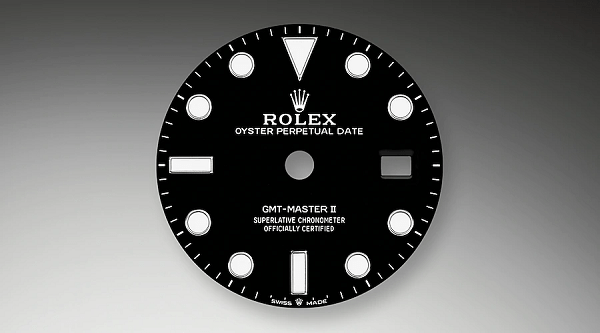 Rolex GMT Master II Dial 126710