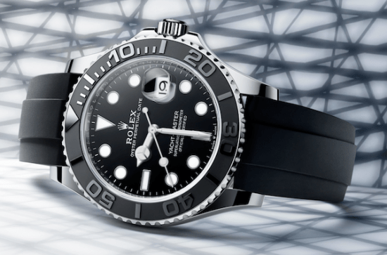 Rolex Yachtmaster perfectly preserved