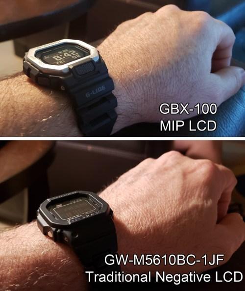 GBX-100 vs. GM510BC-1JF