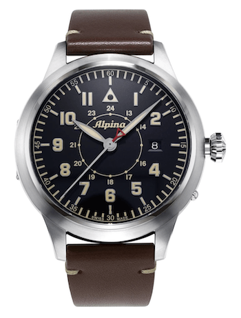 Alpina Startimer Pilot Heritage Automatic - new watch alert