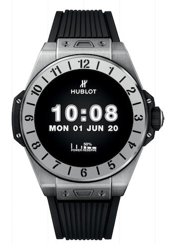 Hublot Big Bang e titanium smartwatch