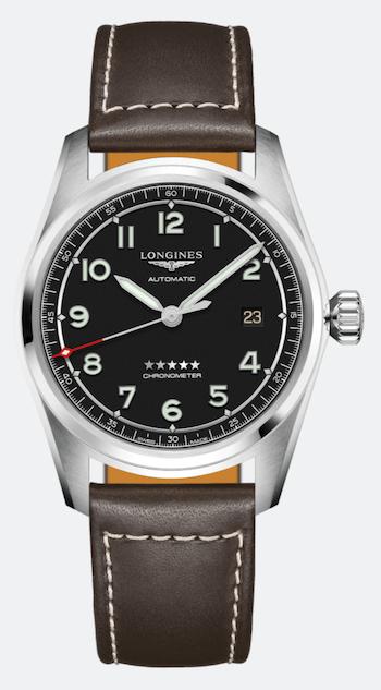 New watch alert Longines Spirit - new watch alert